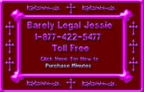 Image showing Barely Legal Jessie Phone Sex Number: 1-877-442-5477